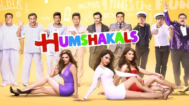 Humshakals (2014) Hindi Movie Online - Humshakals