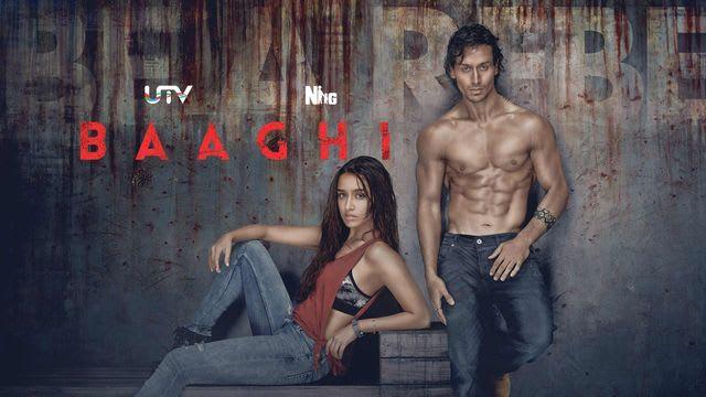 Baaghi hindi dubbed movie mp4