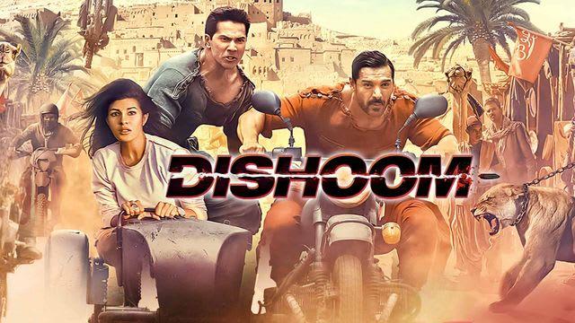 Dishoom Full Movie Download