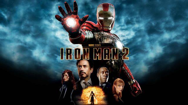 iron man 2 stream