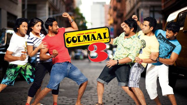 Golmaal 3 Hindi Video Download