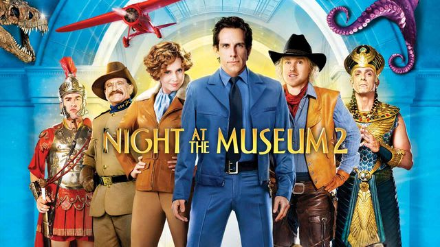 Night at the Museum: Battle of the Smithsonian 2009 Tamil Dubbed movie]