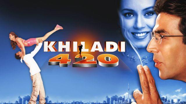 Khiladi 420 Full Movie, Watch Khiladi 420 Film On Hotstar
